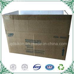 Propriedade Dampproof embalagem de expedição de papelão ondulado caixa de papelão da Caixa