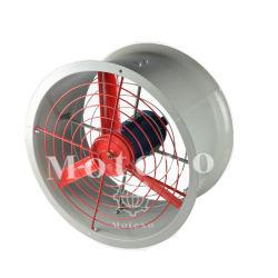 Ventilatori canalizzati industriali per la cartiera