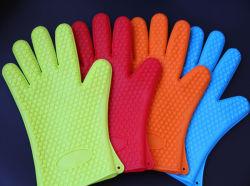 Загустеет силиконового герметика Теплоизоляция пять пальцев перчатки