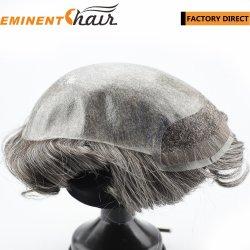 изготовленный на заказ<br/> кружева передней человеческого волоса Wig для мужчин