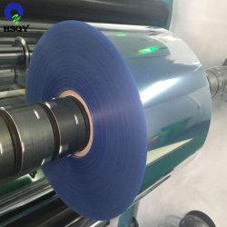 0.05-1.5mm en plastique clair de feuille en PVC APET HANCHES Rouleaux de film de PVC pour le thermoformage