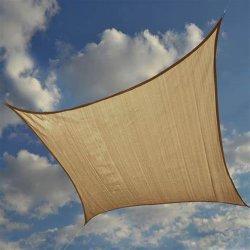 紫外線Stablizer 100%の新しいHDPEの陰の帆布