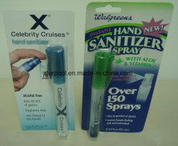 OEM Hand Sanitizer privé Gel Spray stylo avec la vitamine E