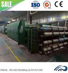 Kammgarnwolle-Garn-Woolen Wolle-Garn-Kugel-Wolle-fantastisches Garn, das Fabrik-Zubehör-Textilmaschinen-Doppeltes Woollen Wollen überbrücken lässt 2.2 m-kardierende Maschinen-Woollen Tausendstel