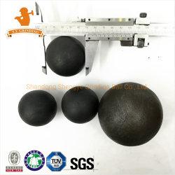 La laminación en caliente / forjado la bola de acero pulido utilizado en molino de bolas