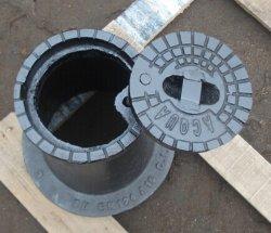 Boîte de fonte ductile de surface