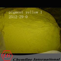 Pigment-u. Pigment-Gelb 1 des Farbstoff-[2512-29-01]