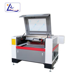Jinan Machine de découpe laser CO2/ Gravure de Pierre ajouter de la machine Axe rotatif