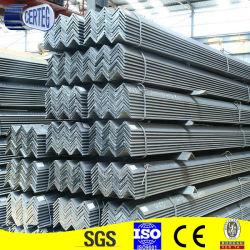 価格の鋼鉄角度または角度の鋼鉄または鉄の角度か山形鋼(SS400)