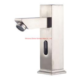 Rubinetto di acqua automatico della cucina della stanza da bagno del sensore di tocco