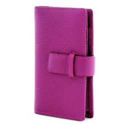Caisse à la mode de poche de cuir véritable pour l'iPhone/Apple/Samsung