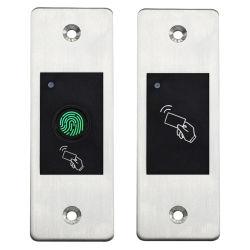 IP66 Resistente al agua el control de acceso de huella dactilar para la puerta estrecha