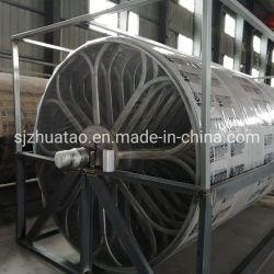 Cylindre en acier inoxydable pour la pâte à papier de décisions du moule
