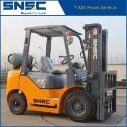 중국 새로운 Snsc 가스 가솔린 LPG 프로판 휘발유 포크리프트