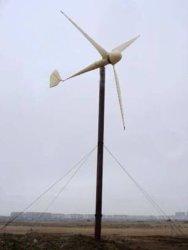 50kw Aerogenerador de Eje horizontal de viento/Generador de imanes permanentes