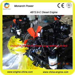 محرك Cummins للتشييد (4BT3.9-C80 4BT3.9-C100 4BT3.9-C105 للصناعة)
