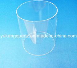 Großes Gefäß des Quarz-Glas-Tubing/Glass