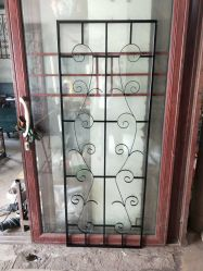 [هيغ-قوليتي] صنع وفقا لطلب الزّبون أمن غلفن نافذة فولاذ [ويندووس] شبكة تصميم [ورووغت يرون] [فرندا] معدن نافذة