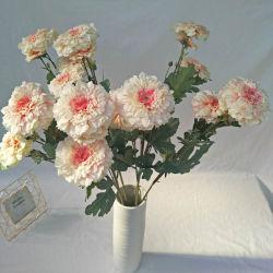 مصنع الصين للزهور الصناعية بالجملة زهرة الأقحوان ذات الجولة الواحدة