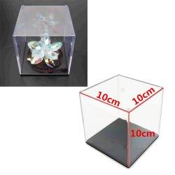 Commerce de gros en acrylique transparent mode affichage de modèle de cas