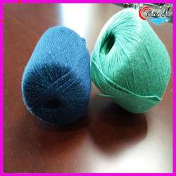 Fantastisches Garn-gemischte Garn-Funkeln-Acrylbaumwolle