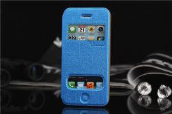 2014 лидеров продаж кожаный чехол для iPhone 5 5g 5s