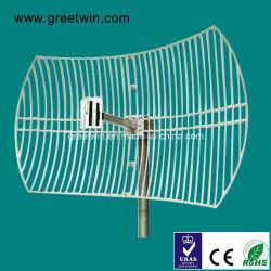 1920-2170MHz 21dBi Parabolische Antenna/3G Antenne des Rasterfeld-(GW-GPA1920-2170-21d)