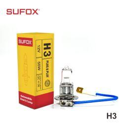 Lampadina automatica del faro dell'alogeno delle lampade alogene 12V 24V 55W 100W 70W del rifornimento bianco luminoso eccellente della fabbrica