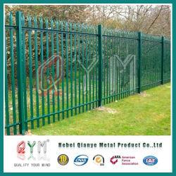 Металлические ограждения евро панелей/ W D типа стальных Palisade ограждения