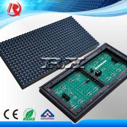 Синий цвет микросхемы трубки для использования вне помещений LED подписать светодиодной панели дисплея прибора P10 светодиодный модуль