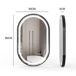 고급 스마트 글라스 LED 욕실 거울 가정용 거울 제품