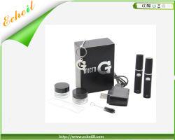 La plus récente arrivée Hot Sale e cigarette avec vaporisateur d'herbes sèches G Micro Kit de démarrage