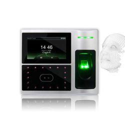 Biometrische Zugangskontrolle Gesichtserkennungssystem Fingerabdruck-Zeiterfassung (FA1-H)