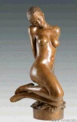 Bronzen Casting Arts e Crafts Parte