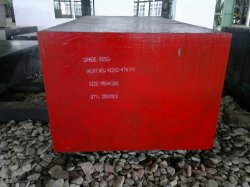 Forgiato morire la barra d'acciaio SKD61 1.2344/X40crmov5-1 H13