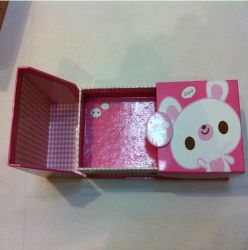 Innovador Lápiz impreso Box / Caja de regalo papel pequeña