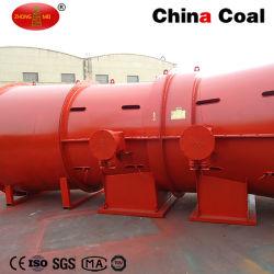 Exploitation minière souterraine antidéflagrant Ventilateur Axial Flow d'échappement