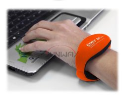 コンピュータのキーボードマウス手首残りサポートパッド(PP0037)