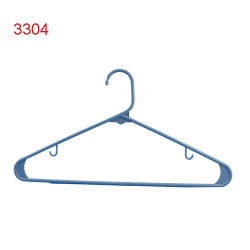 Tubular All Plastic Con Gancio Piccolo Hanger Cheap Shirt Hanger