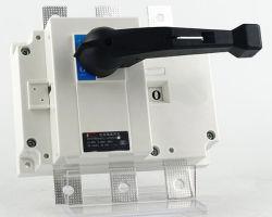 مفتاح التغيير اليدوي بقدرة 40V بقدرة 63A لطاقة مولد الشبكة مفتاح النقل التلقائي