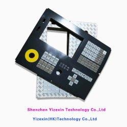 パネルの膜のキーパッドのゆとりのプラスチック膜の写真フレームの表示かコレクションボックス