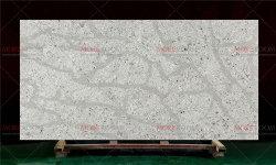 新しいデザインによって設計される水晶石の平板の台所Benchtops