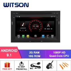 Witson Android 9.1 Système DVD de voiture pour Peugeot 3008 / 5008