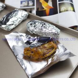De Binnenlandse Broodjes van uitstekende kwaliteit van de Aluminiumfolie kunnen worden geroosterd om Voedsel op te slaan