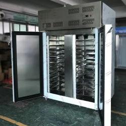 Два твердотельных дверей -45 градусов коммерческих Blast холодильники с 22 лотков для бумаги