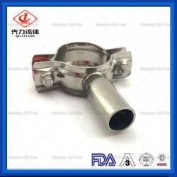 La fabrication de tuyaux en acier inoxydable sanitaires du support de tube de suspension