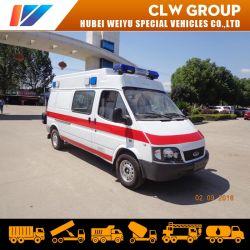 سعر المصنع سيارة إسعاف طبية جديدة إسعاف مريض في حالة الطوارئ مأمورة نقل