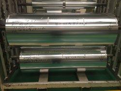 Bajo precio Plain el papel de aluminio para el envasado de alimentos, tales como carne, queso, alimentos congelados, café, aperitivos