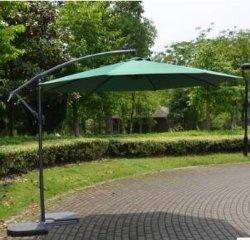 Muebles de Exterior Parasol Garden sombrilla Parasol de bastidor de acero