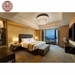 Настраиваемые роскошный отель с одной спальней и мебель из дерева и шпона лаком поверхность
